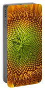 Sunflower Fantasy Portable Battery Charger
