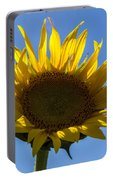 Sunflower For Snack Portable Battery Charger