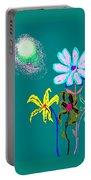 Sunflower Two Portable Battery Charger