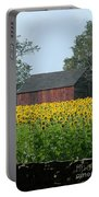 Sunflowers 8 Portable Battery Charger