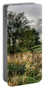 Sunflowers In Bloom Portable Battery Charger