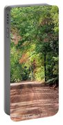 Sunlight Intersection Portable Battery Charger