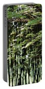 Sunlit Bamboo Portable Battery Charger