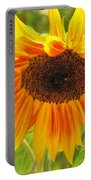 Sunny Bright Sunflower Portable Battery Charger