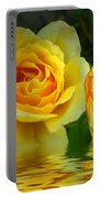 Sunny Delight And Vase 2 Portable Battery Charger