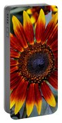 Sunny Flower Portable Battery Charger