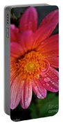 Sunrise Dahlia Portable Battery Charger