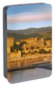 Sunrise In Collioure Portable Battery Charger