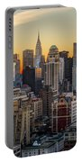 Sunrise In The City II Portable Battery Charger