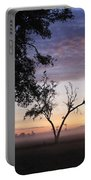 Sunrise On The Masai Mara Portable Battery Charger