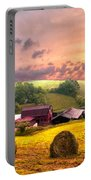 Sunrise Pastures Portable Battery Charger