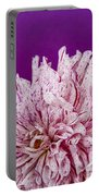 Sunset Dahlia 1 Portable Battery Charger