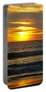 Sunset In Mexico Portable Battery Charger