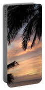Sunset On Maui Hawaii Portable Battery Charger