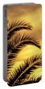 Sunset Palms Portable Battery Charger