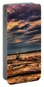 Sunset Rocks Portable Battery Charger