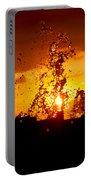 Sunset Splash 5 Portable Battery Charger