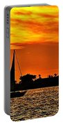 Sunset Xii Portable Battery Charger
