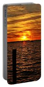 Sunset Xvii Portable Battery Charger