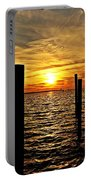 Sunset Xxviii Portable Battery Charger