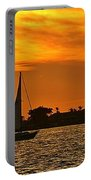 Sunset Xxxiii Portable Battery Charger