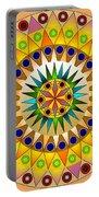 Sunshine Sunflower Portable Battery Charger