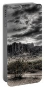 Superstition Saguaro  Portable Battery Charger