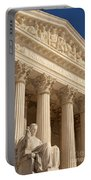 Supreme Court Portable Battery Charger