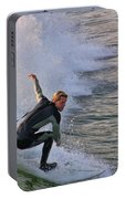 Surfin' The Wave Portable Battery Charger