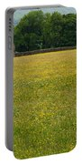 Swaledale Buttercup Meadow Portable Battery Charger