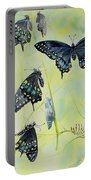 Swallowtail Story Portable Battery Charger