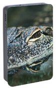 Sweet Baby Alligator Portable Battery Charger