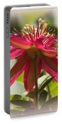 Sweet Dreams Passion Flower Portable Battery Charger