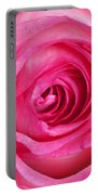 Sweet Pink Rose IIi Portable Battery Charger