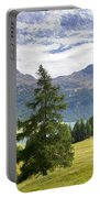Swiss Alps Portable Battery Charger