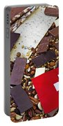 Swiss Chocolate Portable Battery Charger by Joana Kruse