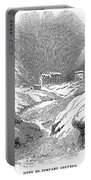 Switzerland: Convent, 1843 Portable Battery Charger