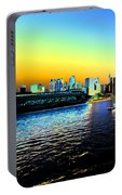 Sydney In Color Portable Battery Charger
