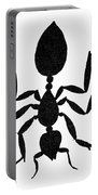 Symbol: Ant Portable Battery Charger