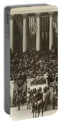 T. Roosevelt Inauguration Portable Battery Charger