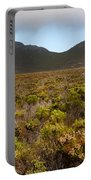 Table Mountain National Park Portable Battery Charger by Fabrizio Troiani
