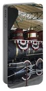 Tahoe Steam Locomotive Portable Battery Charger