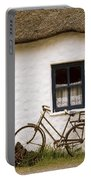 Tahtched Cottage And Bike Portable Battery Charger