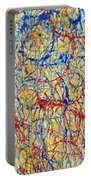 Tall Acrylic 2002 Portable Battery Charger