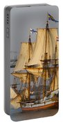 Tall Ship Five Portable Battery Charger