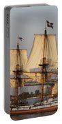 Tall Ship Four Portable Battery Charger