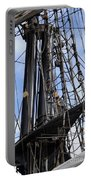 Tall Ship Mast Portable Battery Charger