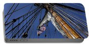 Tall Ship Rigging Portable Battery Charger