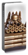 Tank From Shells Portable Battery Charger