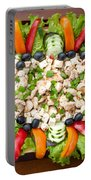 Tasty Chicken Salad Portable Battery Charger